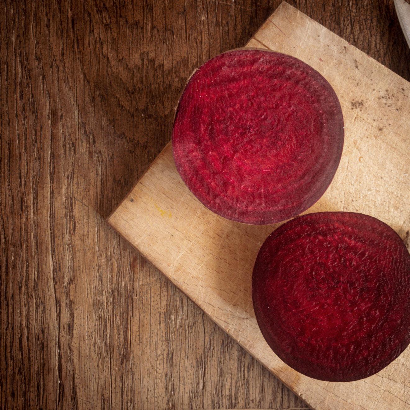 Rote Bete -Ketchup